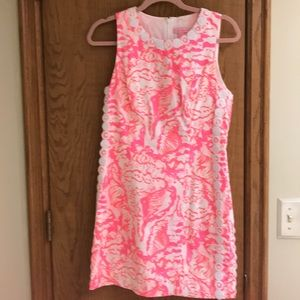 Lilly Pulitzer Mila shift size 4